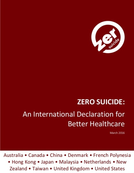 zero-suicide-in-healthcare-international-declaration-march-2016-1-638